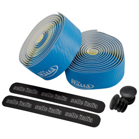 Selle Italia Smootape Controllo Styretape Eva Gel 2,5 mm Blå